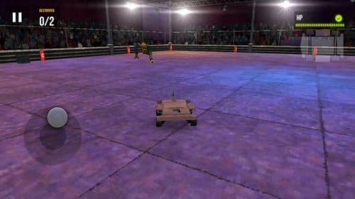 Бои роботов 2 - Миниботы