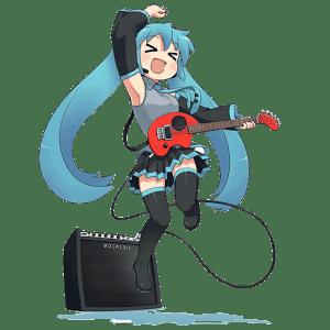 скачать Beat Beat Vocaloid