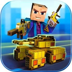 скачать Block City Wars + skins export