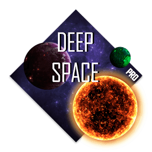 скачать Deep Space Live Wallpaper Pro
