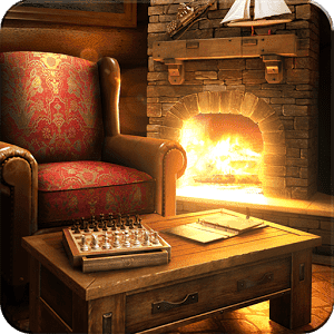 скачать My Log Home 3D Live wallpaper apk