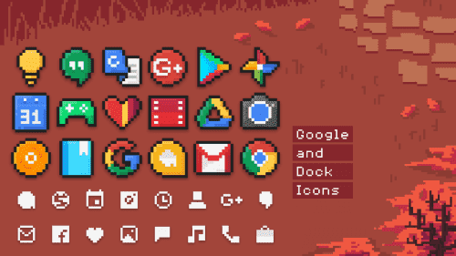 PixBit - Icon Pack