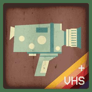 скачать Vintage Retro Camera + VHS
