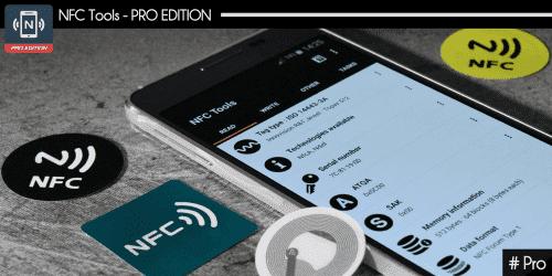NFC Tools - Pro Edition