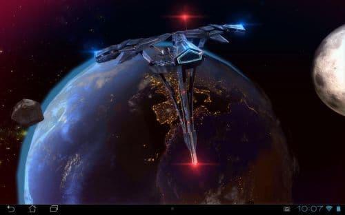 Реальный Космос 3D Pro: lwp