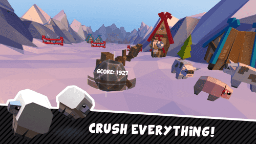 Vikings VR Cardboard: Crush!