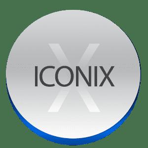 Iconix UI для андроид бесплатно apk