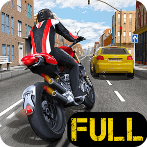 скачать Race the Traffic Moto FULL
