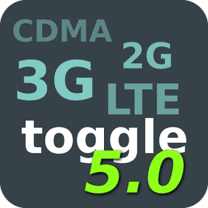 скачать Toggle Network Type 5.0 (root)