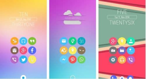 Sorus - Icon Pack