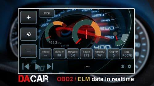 Dacar (OBD2 ELM)