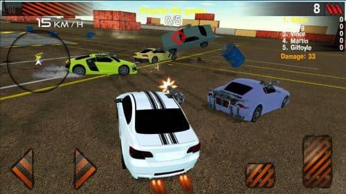 Crash Day : Derby Simulator Pro