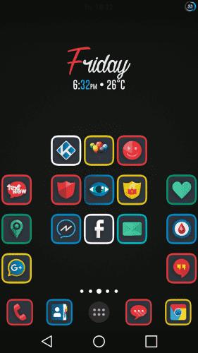 Tetron - Icon Pack