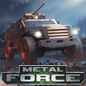 скачать Metal Force: Смертельная Гонка