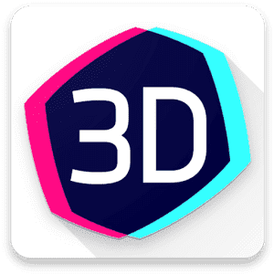 скачать Hologram Background apk