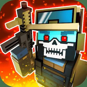 скачать CUBE Z (Pixel Zombies)