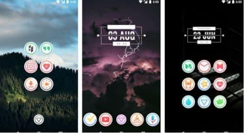 NAZG - Icons