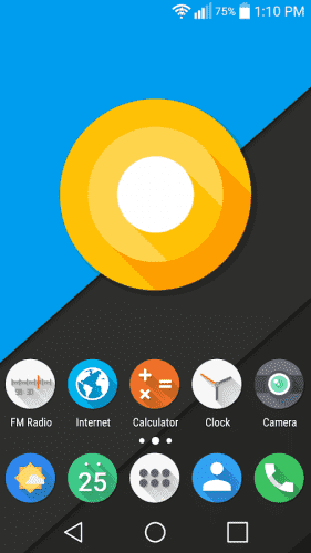 O Icons - Android O Icon Pack