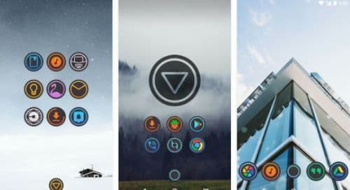 NAZG Dark - Icons