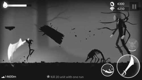 Stickman Run: Shadow Adventure