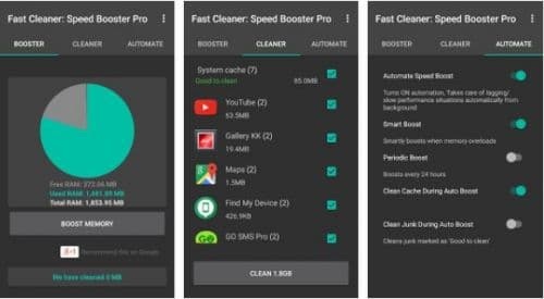 Fast Clean: Speed Booster Pro
