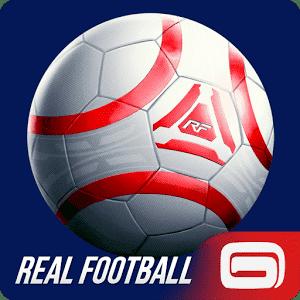 скачать Real Football apk