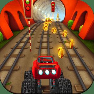 скачать Blaze Race Game