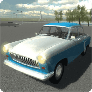 скачать Russian Classic Car Simulator apk