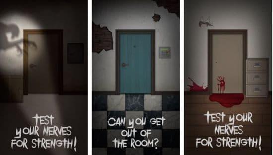 Двери ужасов (100 дверей)
