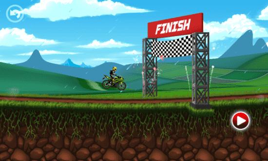 Motocross Games - Мотокросс Гонки