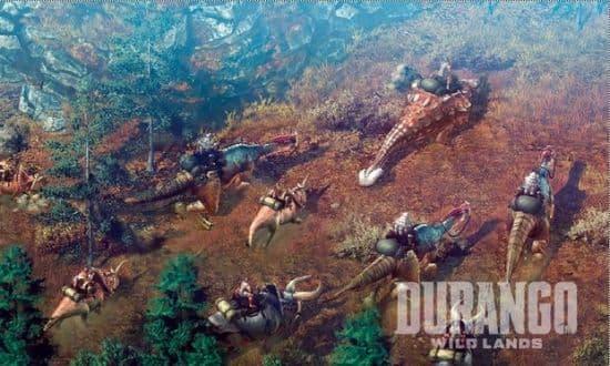 Durango: Wild Lands (Unreleased)
