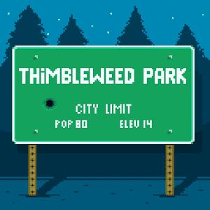 скачать Thimbleweed Park - атмосферная игра