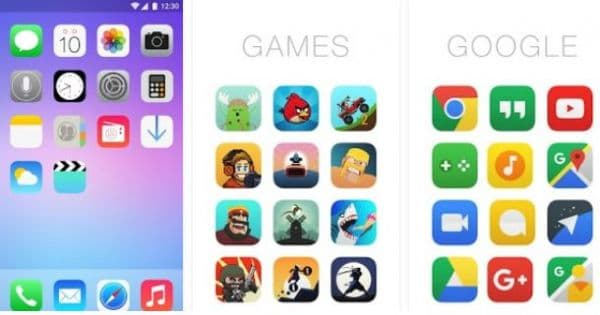 OS X 11 - Icon Pack