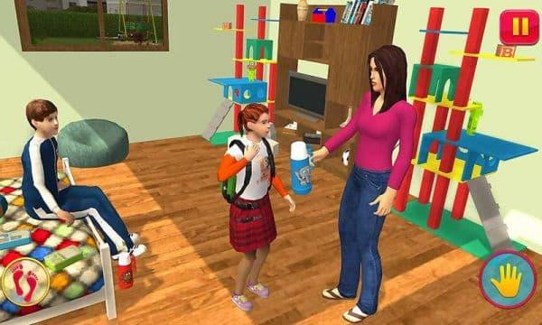 Virtual Mom : Happy Family 3D