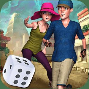 Ludo Jumanji 3D Game