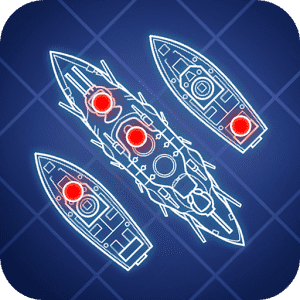 Battleships - Fleet Battle - Sea Battle