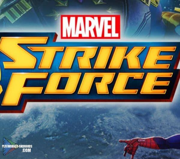 Marvel Strike Force для андроид бесплатно apk
