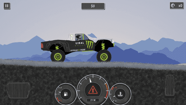 Extreme Offroad Racing Game