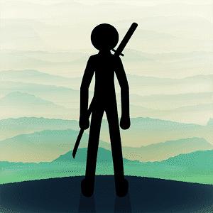 Stick Fight: Shadow Warrior - получи титул Мастера Теней