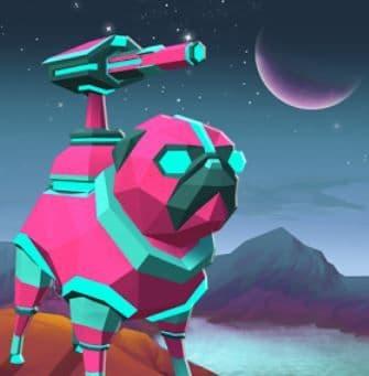 Morphite - исследуйте далекие планеты для андроид бесплатно apk