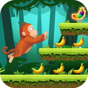 Jungle Monkey Run 1.2.1