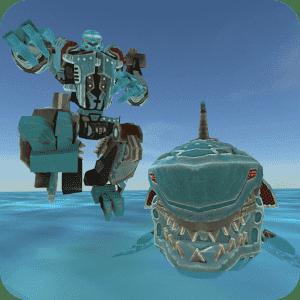 Robot Shark 1.0 для андроид бесплатно apk