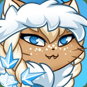 Castle Cats: Epic Story Quests 1.7.1 - героические коты для андроид бесплатно apk