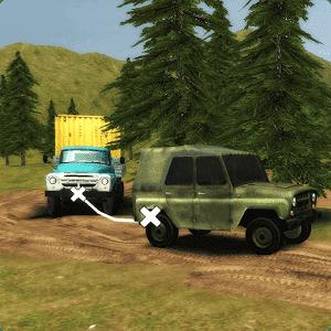 Dirt Trucker: Muddy Hills - грязные гонки для андроид бесплатно apk