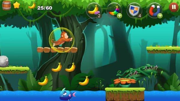 Jungle Monkey Run 1.2.1