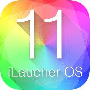 OS 11 iLauncher Phone 8 & Control Center OS 11 2.5.1