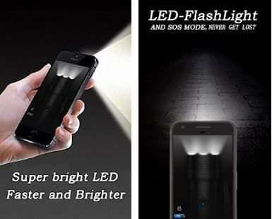 FlashLight - LED & Tiny
